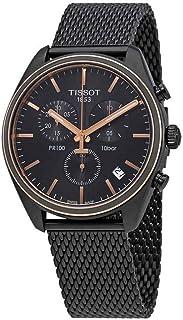 Tissot Men's PR 100 Chronograph - T1014172306100 Silver/Grey One Size