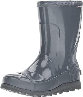 Women's Joan Rain Short Gloss Boot
