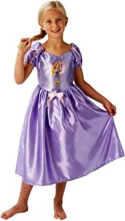 Rubie's Official Girl's Disney Princess Fairy Tale Rapunzel Costume - Large Ages 7 - 8