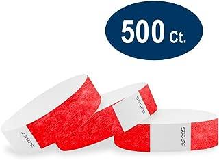 WristCo Neon Red 3/4