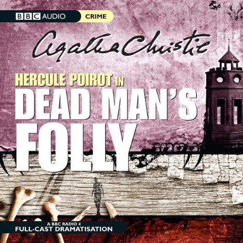 Dead Man's Folly (Dramatised) audiobook cover art