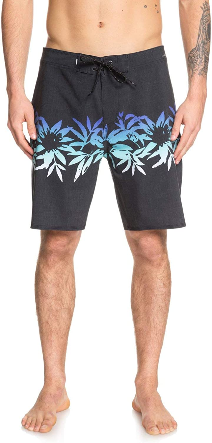 Quiksilver Mens Highline Choppa 19 Boardshorts