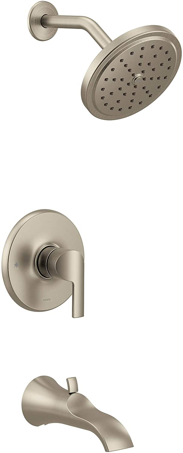 NEW Moen UTS3203BN Department store Doux Collection M-CORE and 3-Series Tub 1-Handle