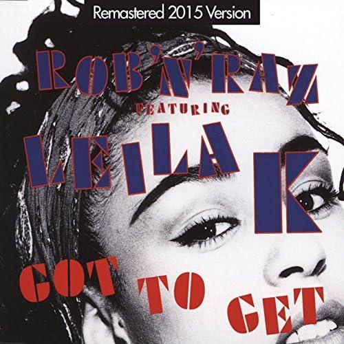 Rob'n'Raz feat. Leila K