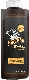 Suavecito Talcum Powder with Aloe Vera, 9oz