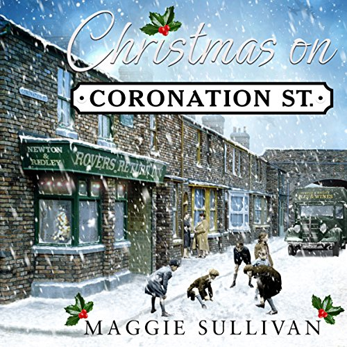 Christmas on Coronation Street cover art