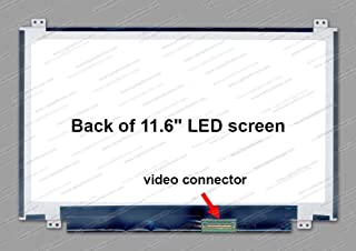 Acer C7 Chromebook Q1VZC New Replacement LCD Screen for Laptop LED HD Glossy