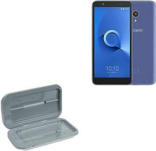 Alcatel 1X Smart Gadget, BoxWave [FreshStart câmara de descontaminação UV] elimina germes bactérias, vírus antimicrobiano ...