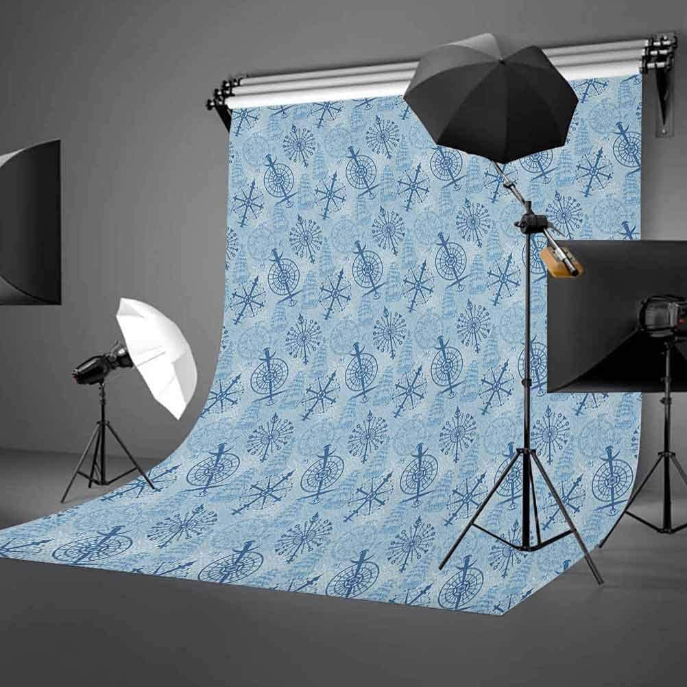 8x12 FT Vinyl Photography Backdrop,Galaxy Themed Background with Geometrical Shapes Triangles and Lines Lace Pattern Background for Child Baby Shower Photo Studio Prop Photobooth Photoshoot