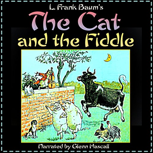 The Cat and the Fiddle audiobook cover art