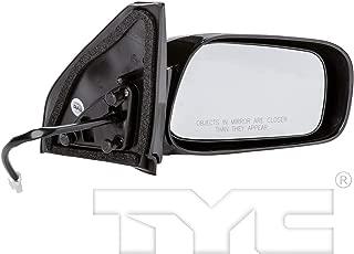 TYC 5390032-1 NSF Version Black/PTM Outside/Exterior Mirrors