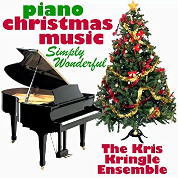 Piano Christmas Music Simply Wonderful