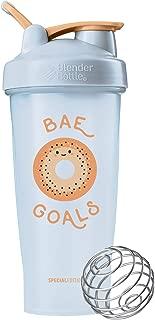 BlenderBottle Just for Fun Classic 28-Ounce Shaker Bottle, Bae Goals