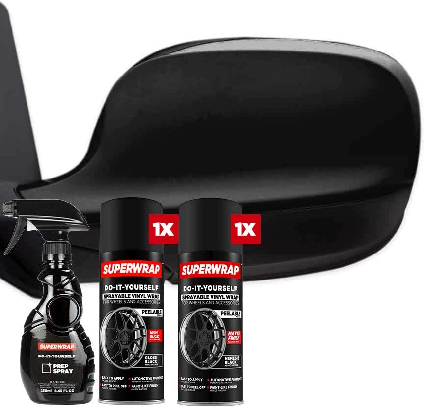 Super popular specialty store Some reservation Superwrap Sprayable Vinyl Wrap - Accessories Kit Gri Calipers