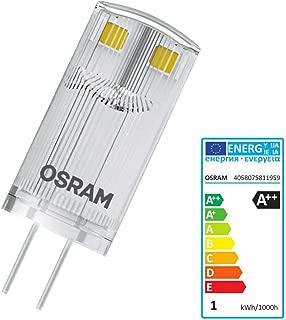 Osram Parathom PIN G4 - Lámpara LED (0,9 W, 10 W, G4, A++, 100 lm, 15000 h)