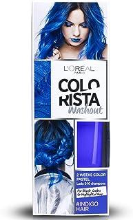 Amazon.es: tinte de cabello azul