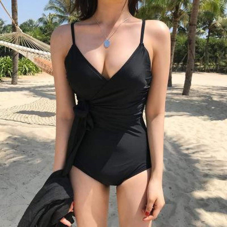 CDERFV Women Mesh One Piece Swimsuit Femem Swimwear Beach Bodysuit Push Up Bathing Suit