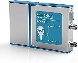 SainSmart DS482i 2 Channel Virtual PC/Mobile Oscilloscope, 20Mhz Analog Bandwidth, 50 MSps Sample Rate