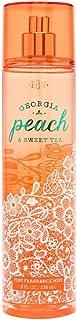 Bath & Body Works Georgia Peach & Sweet Tea Fine Fragrance Mist, 8 Ounce