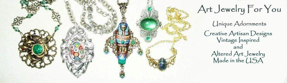 Art Jewelry For You Amazon Handmade