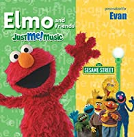 Sing Along With Elmo and Friends: Evan by Elmo and the Sesame Street Cast