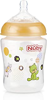 Nuby NT SoftFlex Natural Nurser Breast Size Nipple 270ml