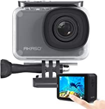 AKASO V50 Pro Native 4K30fps 20MP WiFi Action Camera with...