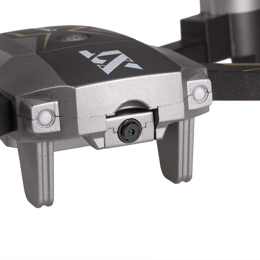 ElevenY Mini Selfie plegable Drone X-Pack 8 2.0MP Cámara Drone Wifi FPV Quadcopter plegable Altitud Mantener el flujo óptico Posicionamiento de helicóptero RC Juguete para niños Adultos Los mejores re: Amazon.es: Deportes