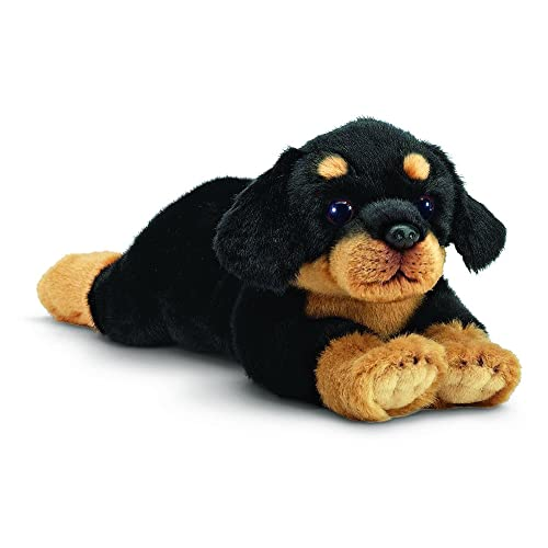 Stuffed Animals Black And Brown Dogs Amazon Com
