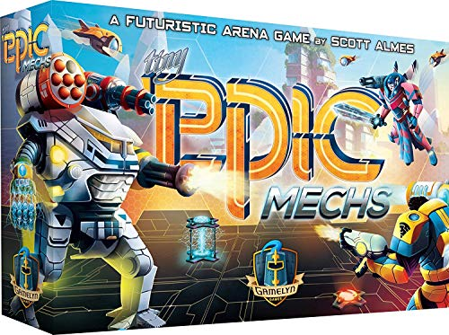 Gamelyn Games Tiny Epic Mechs, Game