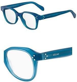 Eyeglasses Celine Cl 41457 0MR8 Petroleum