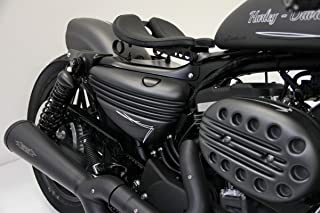 Custom Bobber Tapas laterales para tanque de aceite 04-13 Harley Sportster Iron 883 48 72