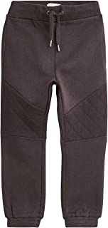 Esprit Cotton Sweatpants With Topstitched Seams
