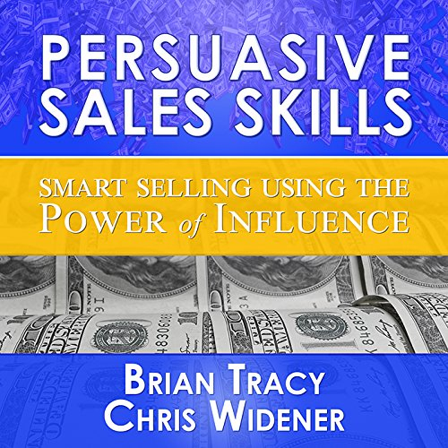 Persuasive Sales Skills audiobook cover art