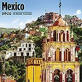 2020 Mexico Wall Calendar by B...