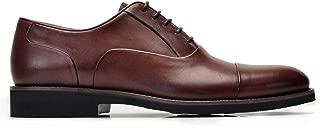 6506-530 EXLBAL-Antik Kahve 202 Nevzat Onay Kahverengi Günlük Deri Erkek Ayakkabı