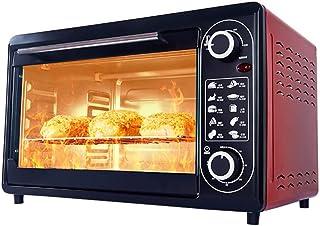 SLFPOASM Multifonctions Mini éLectrodomestiques Four,Cuisson Pizza Pain Tartes Gateaux Patisseries,Cuisson HomogèNe,Parfai...