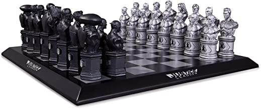 dc new 52 justice league chess set