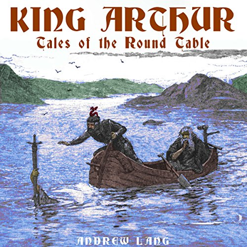 Page de couverture de King Arthur