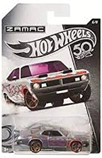 HOT WHEELS ZAMAC '71 DODGE DEMON 6/8 50TH ANNIVERSARY