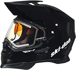 2018 SKI-DOO EX-2 ENDURO HELMET 4484640694 MEDIUM M BLACK