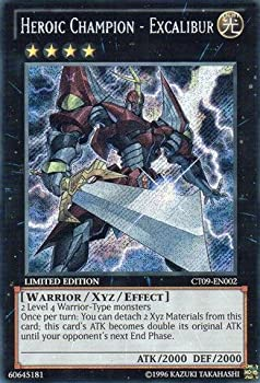 yugioh heroic champion excalibur
