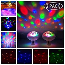 Best pool disco light Reviews