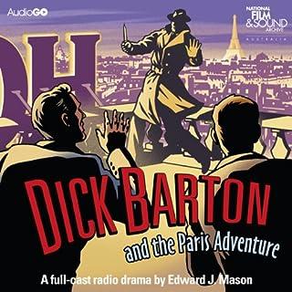 Dick Barton and the Paris Adventure cover art