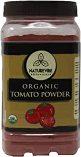 Naturevibe Botanicals Organic Tomato Powder 1lb (16 ounces) | Non GMO | Adds flavor and taste