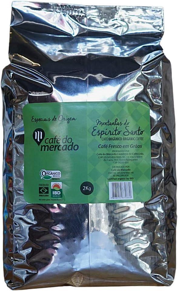 Café Montanhas do Espírito Santo Especial Orgânico 2kg