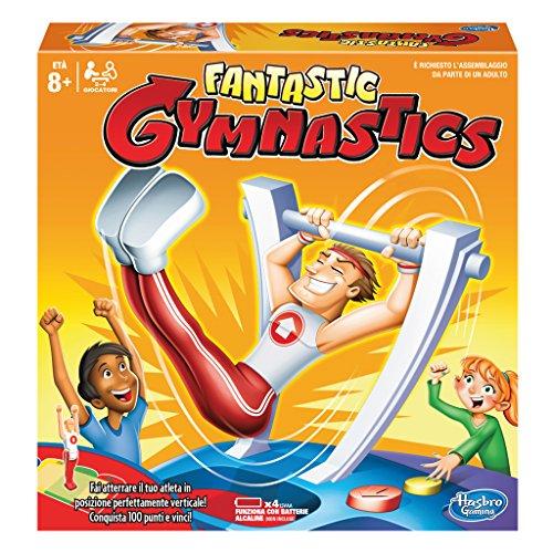 Hasbro Games–Fantastic Gymnastic