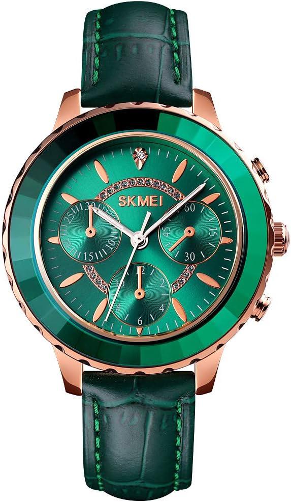 Ladies overseas Watches Fashion Temperament Watch Quantity limited Quartz Leather