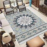 AHDTLAY alfombras Online Moda Simple Antideslizante Resistente al...