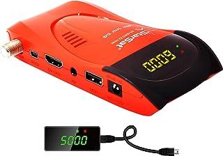 StarSat SR-488HD Full HD, 2xUSB, HDMI, 6000 Channels, EPG, MPEG4, Blind Scan, YouTube, PVR, DVBS2, WiFi Supported (WiFi de...